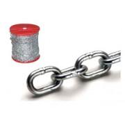 Řetěz polodlouhý článek DIN 5685A