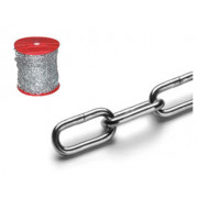 Řetěz dlouhý článek DIN 763/5685C