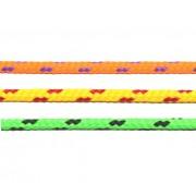 PES šňůra reflexní 16-pr., pletená s jádrem