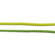 PES šňůra fluorescenční 8-pr., pletená